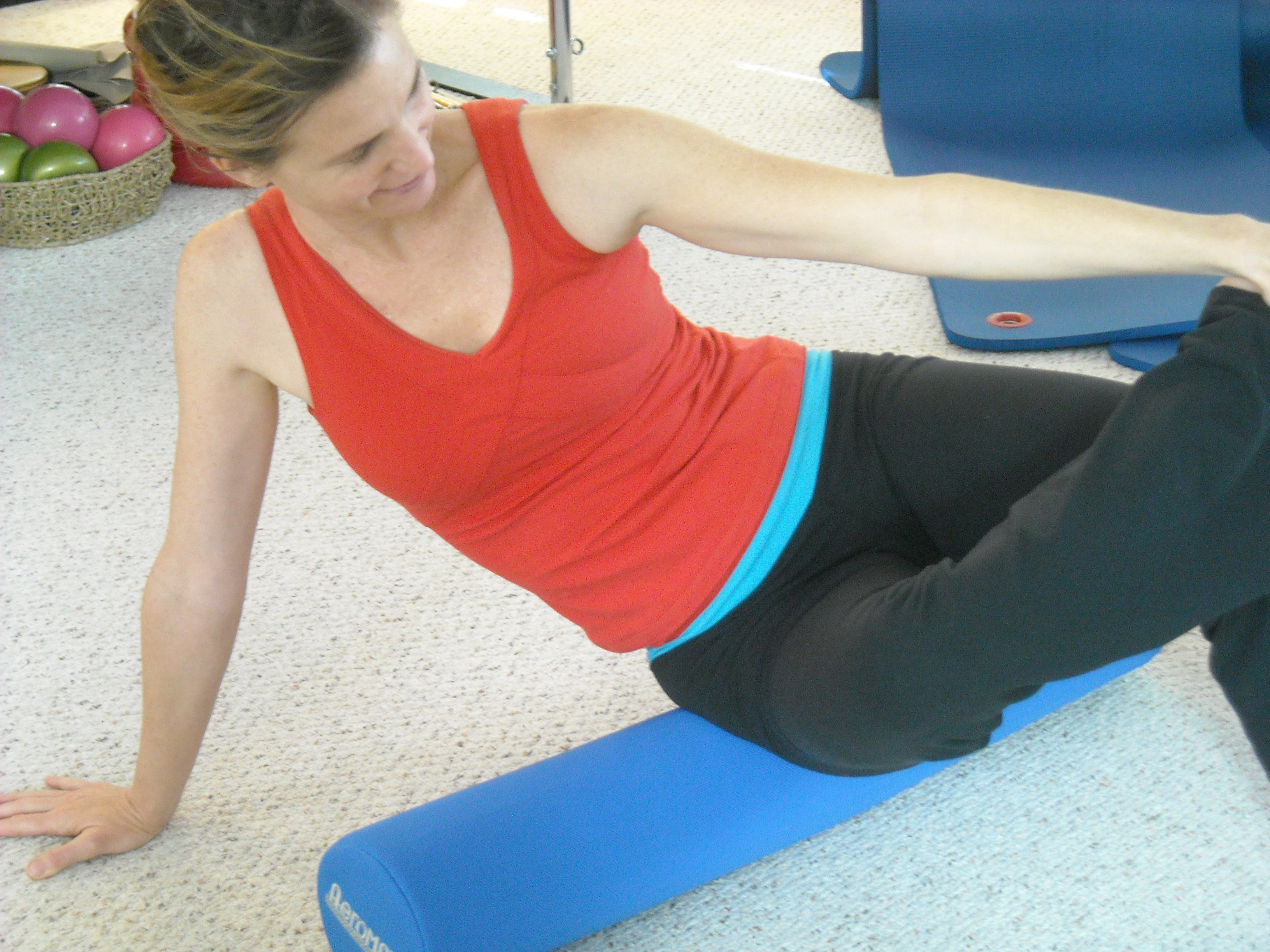 Exercise for Sciatic Pain with Karena Thek